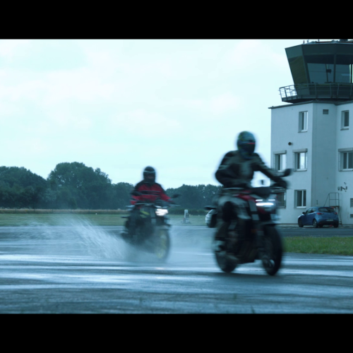 Magazin-Trailer: Motorrad – Aber sicher!