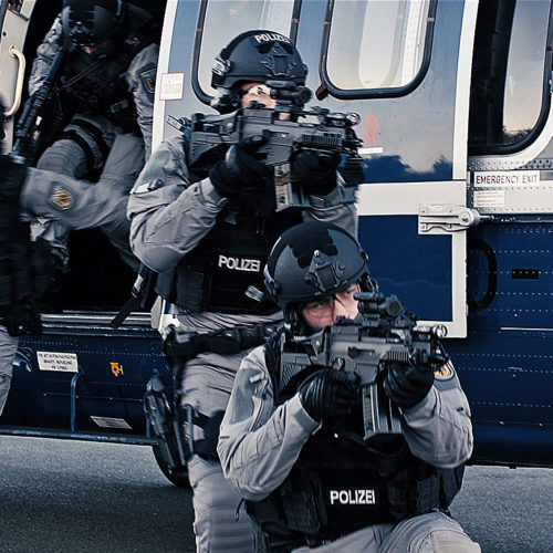 Imagefilm: Bundesbereitschaftspolizei