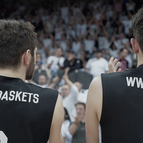 Imagefilm: WWU Baskets Münster